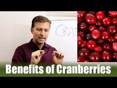The Unique Benefits of Cranberries! - YouTube