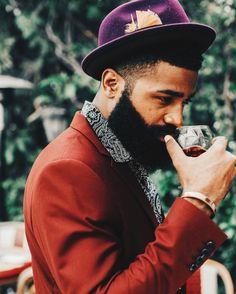 Mustache Growth, Beard No Mustache, Beard Growth Oil, Beard Oil, Hair Growth, Beard Styles For Men, Hair And Beard Styles, Black Men Beards, Beard Game