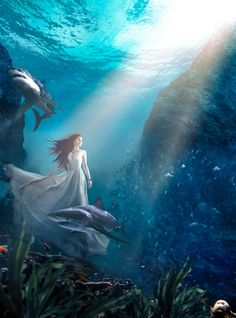Artist of the week Underwater World Photo Animation by Plotaverse plotaverse Animation Artist photo Plotaverse Underwater Artist of the weekUnderwater… – Best Friends Forever Beautiful Fantasy Art, Beautiful Gif, Underwater World, Underwater Photos, Underwater Photography, Film Photography, Street Photography, Landscape Photography, Fashion Photography