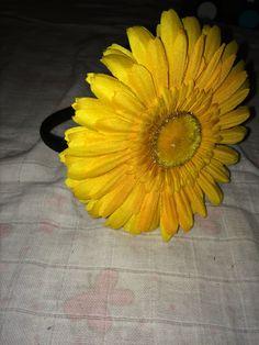 Little Miss Spring HeadBand-Yellow $10