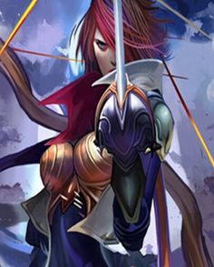 2015 lol hero newest The Grand Duelist Fiora mens t shirt League of Legends-