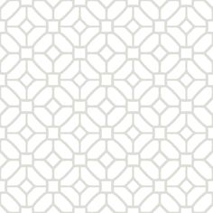 FloorPops x White Peel-and-stick Pattern Residential Vinyl Tile at Lowe's. An intricate lattice pattern gives the look of a fresh tiled floor. These grey and white tiles are perfect for the modern farmhouse home. Lattice Peel and Peel And Stick Floor, Peel And Stick Vinyl, Stick On Tiles Floor, Luxury Vinyl Tile, Luxury Vinyl Plank, Self Adhesive Floor Tiles, Vinyl Tile Flooring, Kitchen Flooring, Groutable Vinyl Tile