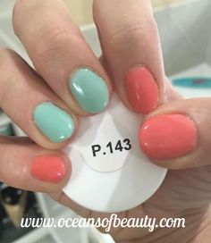 P.143 EZdip Gel Powder. DIY EZ Dip. No lamps needed, lasts 2-3 weeks! Salon Quality done right in your own home! For updates, customer pics, contests and much more please like us on Facebook https://www.facebook.com/EZ-DIP-NAILS-1523939111191370/ #ezdip #ezdipnails #diynails #naildesign #dippowder #gelnails #nailpolish #mani #manicure #dippowdernails