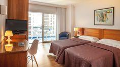 Habitación estándard del Hotel RH Victoria Benidorm
