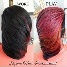 6 Simple Styles for Corporate Naturalistas - Voice of Hair Shaved Side Hairstyles, Quick Weave Hairstyles, Mohawk Hairstyles, Haircuts, 27 Piece Hairstyles, Trendy Hairstyles, Short Sassy Hair, Short Hair Cuts, Short Hair Styles
