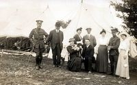 Barriefield Camp, 1915