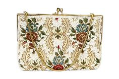 Tapestry Bag Handmade Beaded Handbag Carpet Bag от boboCOLLECTED