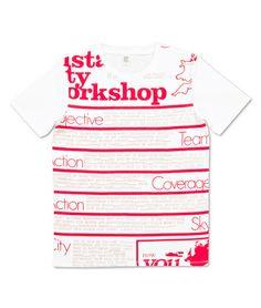 Archigram Short Sleeve(Archigram Design #40)