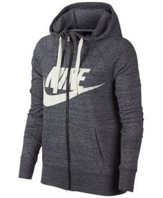 NIKE Nike Sportswear Gym Vintage Hoodie. #nike #cloth # tops