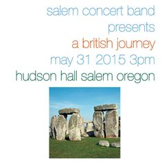 A British Journey | May 31 2015 3pm