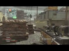 That famous MW3 throwing knife off the Osprey kill.