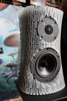 3ders.org - How to create the super cool 3D printed speakers (with lights!) | 3D Printer News & 3D Printing News