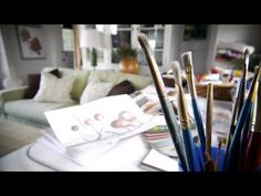 How to Make a Craft and Hobby Room | At Home With P. Allen Smith