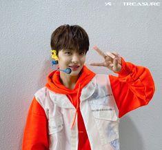 Hyun Suk, Important People, Treasure Boxes, Kpop, Yg Entertainment, Yoshi, Rain Jacket, Windbreaker, Survival