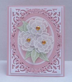 Summer Flowers by breadbaker - Cards and Paper Crafts at Splitcoaststampers