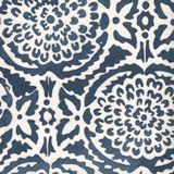 Pomegranate in Light Indigo from Galbraith & Paul. Spring 2012 Collection.