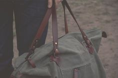 Great bag....www.tannergoods.com