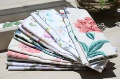 what amazing mix and match serviettes