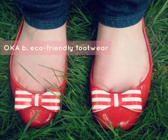Shereen Travels Cheap: Review: OKA b. Shoes for Men and Women