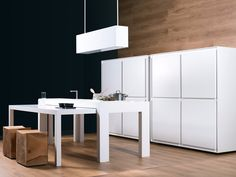Buy online Off kitchen By tm italia cucine, hideaway mini kitchen design Daniele Bedini, lab for the heart of italy Collection Small Farmhouse Kitchen, Mini Kitchen, Kitchen And Bath, Small Storage Cabinet, Storage Cabinets, Kitchen Furniture, Kitchen Interior, Domestic Appliances, Freestanding Kitchen
