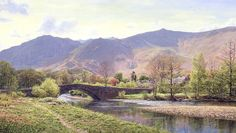 Painting the Lake District with Keith Melling