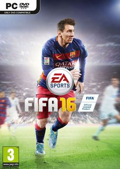 FIFA 16 - Standard Edition - PlayStation 4 FIFA 16 innovates across the entire pitch to deliver a balanced, authentic, and exciting football experience that Fifa 15, Fifa 16 Game, Playstation Games, Xbox One Games, Pc Games, Free Games, Lionel Messi, Xbox 360, Jeux Xbox One