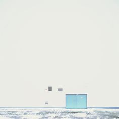 Snow Blind by Matthias Heiderich, via Behance