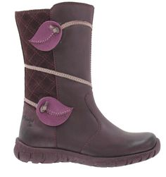 American Club chica niños botas zapato bajo cortos cremallera Flores