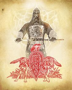Day of Slavic god Perun! Folklore, Russian Mythology, Slavic Tattoo, Vikings, Odin And Thor, Pagan Gods, Viking Reenactment, Viking Culture, European History