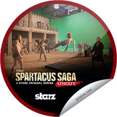 The Spartacus Saga: Uncut: Blood and Sand Episode 13 & Gods of the Arena Episodes 1-2
