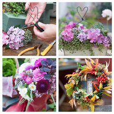 Flower Workshop: Excursion Tips - Harvesting Artwork at Sofiero for the weekend