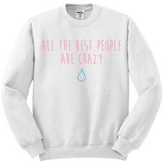 Melanie Martinez Sweatshirt ($31) ❤ liked on Polyvore featuring tops, hoodies and sweatshirts