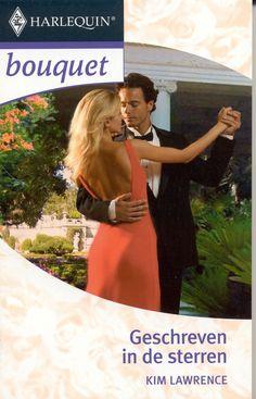 Bouquet 2632 - Kim Lawrence - Geschreven in de sterren #harlequin #bouquet #bouquetreeks #kimlawrence #boeken #vintage