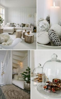 76 Inspiring Scandinavian Christmas Decorating Ideas - Home Design, Interior Design Ideas, Architecture