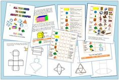 Helping You Teach About 3D Shapes