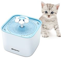 Dishes, Feeders & Fountains Pet Supplies Qualified 6 Pack Flower Cat Fountain Filters Carbon Replacement Filters For Pet Fountain To Make One Feel At Ease And Energetic