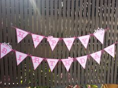 Princess Birthday Banner by OccasionEttes on Etsy, $28.00