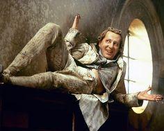 Geoffrey Rush in Quills