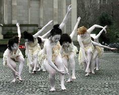 butoh dance - i love it!