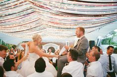 Outdoor South African Wedding from dna photographers · Ruffled Wedding Reception On A Budget, Wedding Pics, Wedding Blog, Wedding Events, Dream Wedding, Wedding Ideas, Art Deco Wedding Theme, Wedding Decorations, White Christmas Lights