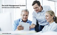 Ox-dox Record Management Software record the all data in a software. For more information click on http://www.ox-dox.com/ & Call at 0120-4282274