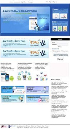 Webpage Designs 8