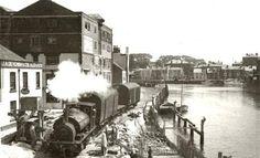 The Quayside Railway, 1939