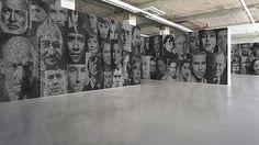 """""""Web 2.0 """", Exhibition/Installation at Hauser & Wirth, Zürich by Ralph Ueltzhoeffer"""