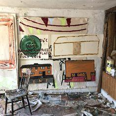 Studio visit with Rose Wylie ahead of Art Berlin in September Rose Wylie, Edvard Munch, Berlin, September, Studio, Face, Instagram, Studios, Faces