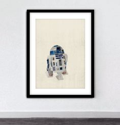 Lovingly designed by The Retro Inc, these Star Wars printable art downloads are now available as high resolution 300dpi digital download files!!....