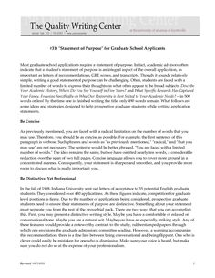 mba entrance essay