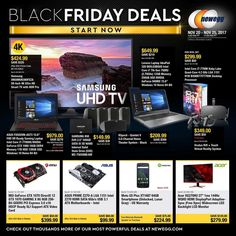 fcc1011880cd Newegg Black Friday 2017 Ad Scan Deals and Sales  coupons Neweggs Black  Friday 2017 deals