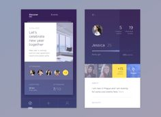 design Stunning mobile App UI for Android or iOS by aliftan29
