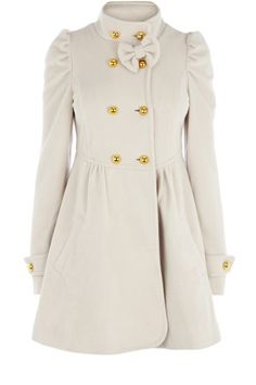 I love everything on this site...but this coat is especially adorable.